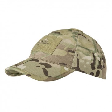 Бейсболка тактична Folding PolyCotton R/S Multicam HELIKON