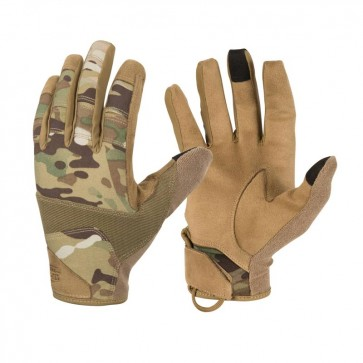 Рукавиці тактичні Range Tactical Gloves Multicam/Coyote HELIKON