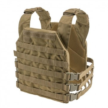 Плитоноска Plate Carrier Perun 2/18 Coyote Velmet