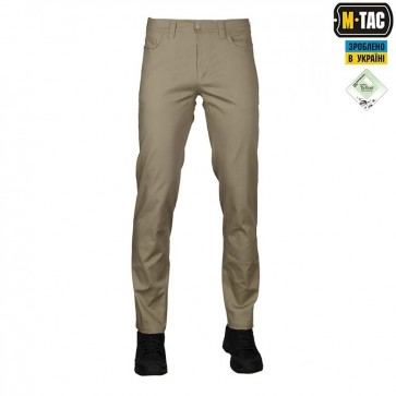 Штани Street Tactical Flex Khaki M-TAC