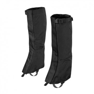 Гамаші SNOWFALL LONG GAITERS Cordura чорні HELIKON