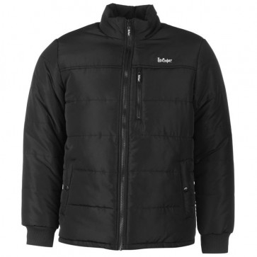 Куртка Solid Padded Jacket Mens Lee Cooper