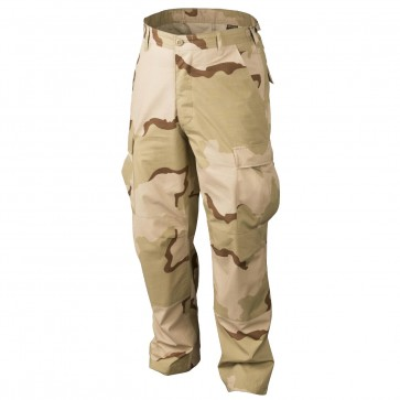 Штани US BDU 3-color desert R/S HELIKON