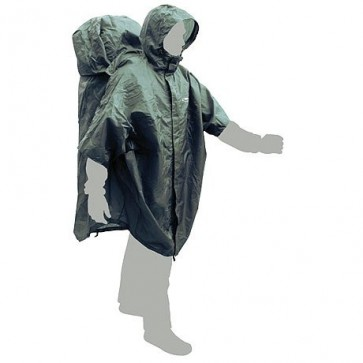 Накидка CapeBag 2XL/3XL зелена Terra Incognita