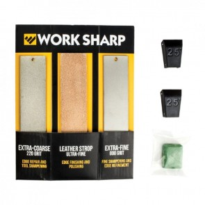 Точильний набір для  Guided Sharpening System Upgrade Kit English Only Work Sharp