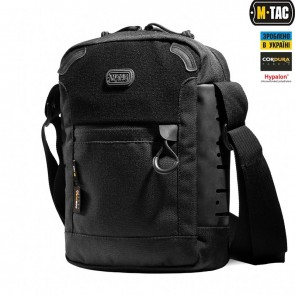 Сумка на плече SATELLITE Pistol BAG Black M-TAC