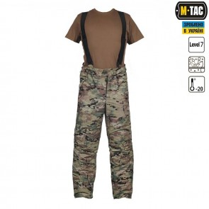 Штани зимові Аrmy Pants Multicam M-TAC