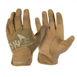 Рукавиці тактичні All Round Fit Tactical Gloves Coyote/Adaptive green HELIKON