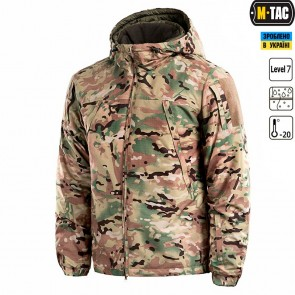 Куртка зимова Army Jacket Multicam M-Tac