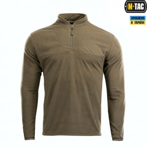 Кофта флісова Delta Fleece Jacket Dark Olive M-TAC