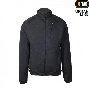 Куртка флісова Legat Fleece Jacket Black M-TAC