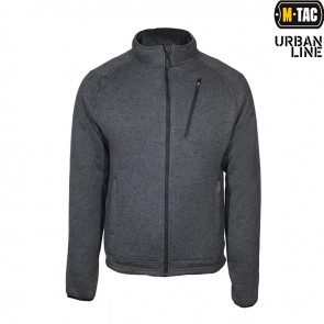 Куртка флісова Legat Fleece Jacket Grey M-TAC