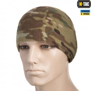 Шапка флісова WATCH CAP 260G Multicam M-TAC