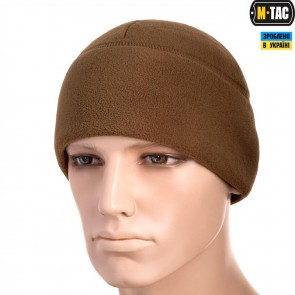 Шапка флісова WATCH CAP 330G койот M-TAC