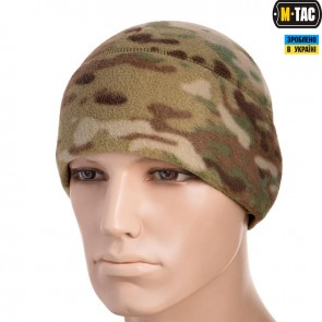 Шапка флісова WATCH CAP 330G мультикам M-TAC