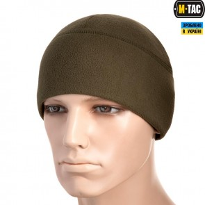 Шапка флісова WATCH CAP ELITE 260G Army Olive M-TAC
