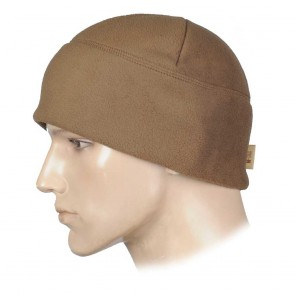 Шапка флісова Watch Cap Windblock 380G койот M-TAC