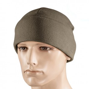 Шапка флісова Watch Cap with SLIMTEX 260G Dark Olive M-TAC