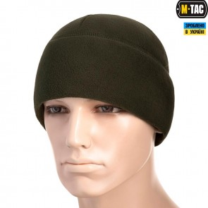 Шапка флісова Watch Cap with SLIMTEX 330G Olve M-TAC