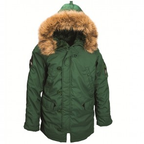 Куртка Altitude Forest green Alpha Industries