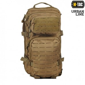 Рюкзак Assault Pack Laser Cut Tan M-TAC