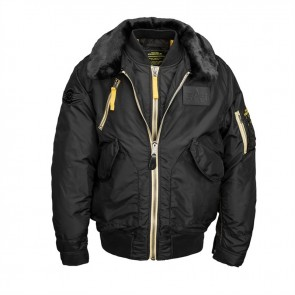 Куртка B-15 Air Frame Black Alpha Industries