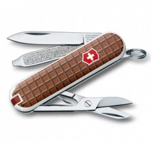 Ніж Classic-SD Chocolate Victorinox
