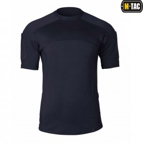 Футболка ELITE TACTICAL DARK NAVY BLUE M-TAC