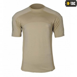 Футболка ELITE TACTICAL KHAKI M-TAC
