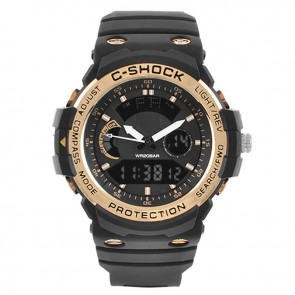 Годинник GN-1000 Black-Gold C-SHOCK