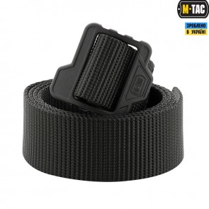 Ремінь Lite Tactical Belt Black M-TAC