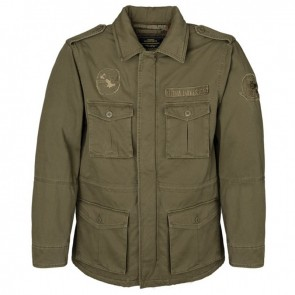 Куртка M65 Altimeter Olive Green Alpha Industries