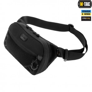 Сумка Pistol Waist Bag Elite Black M-Tac