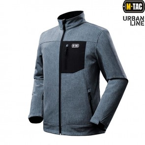 Куртка Rainstar Soft Shell Grey M-TAC