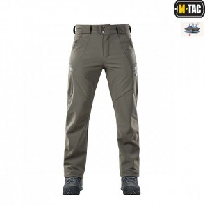 Штани Soft Shell Olive M-TAC