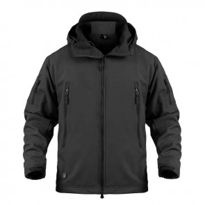 Куртка Soft Shell Tactical Stretch Black