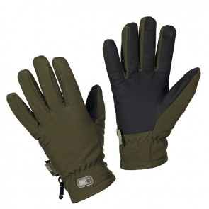 Рукавиці Soft Shell Thinsulate Olive M-TAC