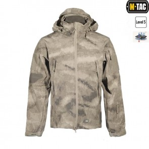 Куртка Soft Shell URBAN LEGION A-TACS AU M-TAC