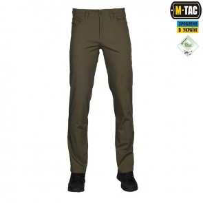 Штани Street Tactical Flex Dark Olive M-TAC