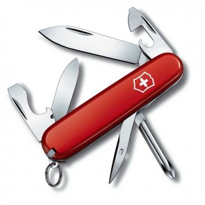 Ніж Swiss Army Tinker Small червоний Victorinox