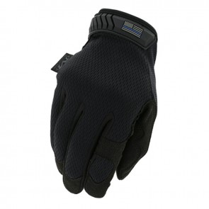 Рукавиці Thin Blue Line Black Mechanix