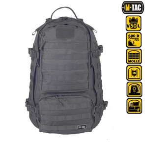 Рюкзак Trooper Pack Grey M-TAC