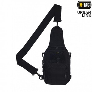 Сумка Urban Line City Patrol Carabiner Bag Black M-TAC