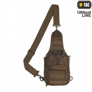 Сумка Urban Line City Patrol Carabiner Bag Coyote M-TAC