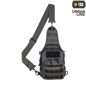 Сумка Urban Line City Patrol Carabiner Bag Grey M-TAC