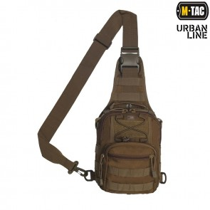 Сумка Urban Line City Patrol Fastex Bag Coyote M-Tac