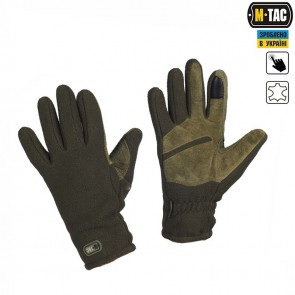 Рукавиці Winter Tactical Windblock 295 Olive M-TAC