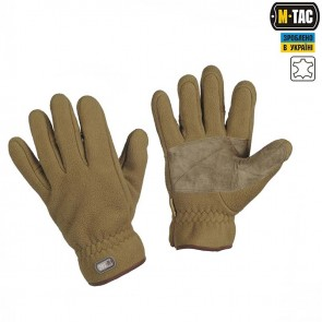 Рукавиці Winter Windblock 295 Tan M-TAC