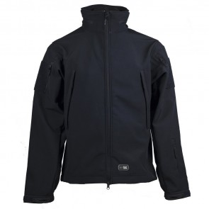 Куртка Soft Shell navy blue M-TAC
