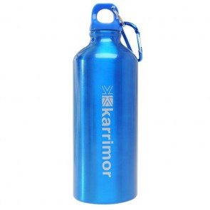Фляга Aluminium Drinks Bottle 600ml Blue Karrimor